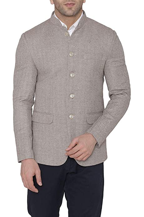 Multiple Colors and Sizes WINTAGE Mens Tweed Casual and Festive Blazer Coat Jacket