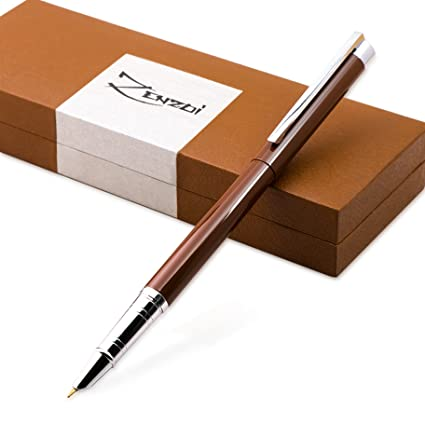 f45db50fb488 Fountain Pen with Ink Refill Converter and Gift Box - Timeless Classics  Collection - Executive Writing