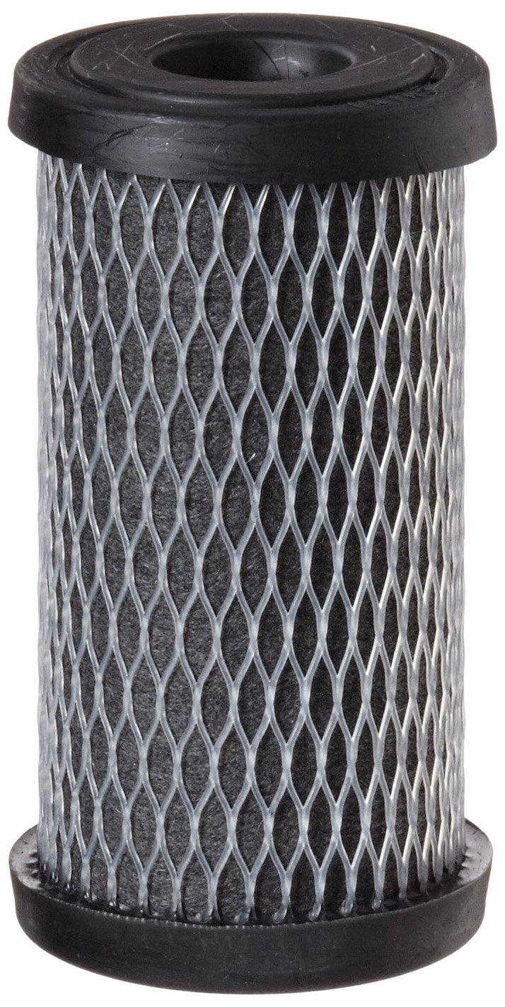 "Pentek C2 Carbon-Impregnated Cellulose Filter Cartridge, 4-7/8"" x 2-1/2"", 5 Micron"