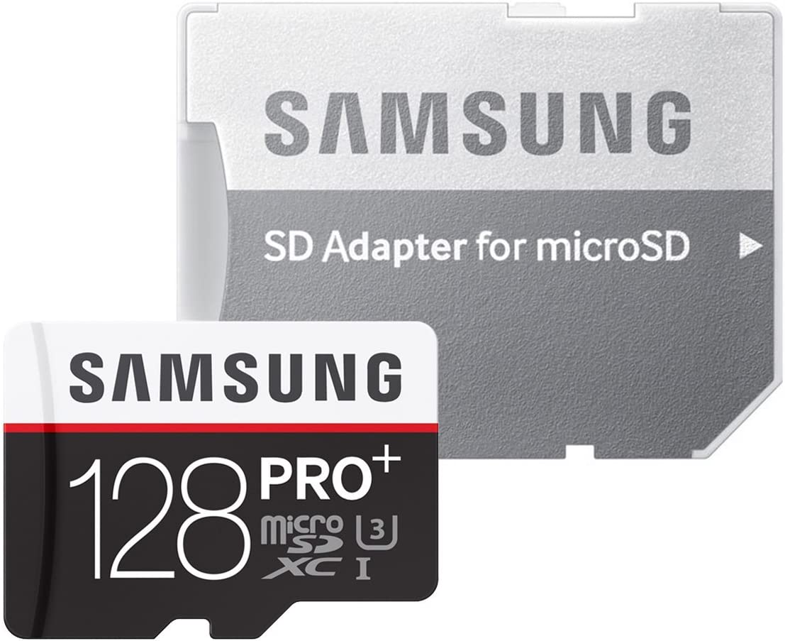 Samsung Speicherkarte Microsdxc 128gb Pro Plus Uhs I Computer Zubehör
