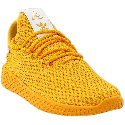fe40b9a36 adidas Pharrell Williams Tennis HU (Kids)  Amazon.co.uk  Shoes   Bags