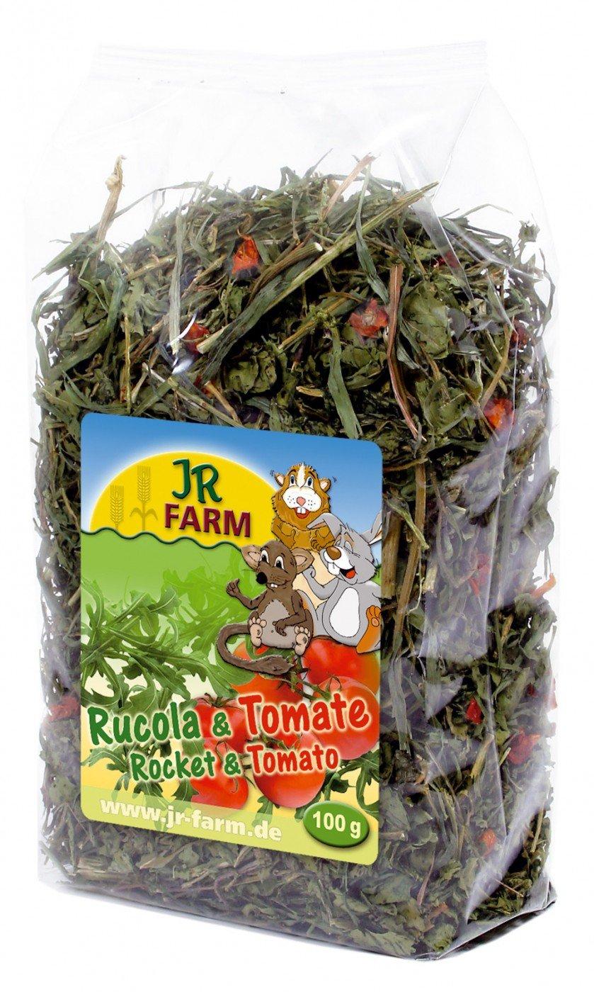 Jr Farm Rucula y tomate 100g.. Comida para roedores Jrfarm