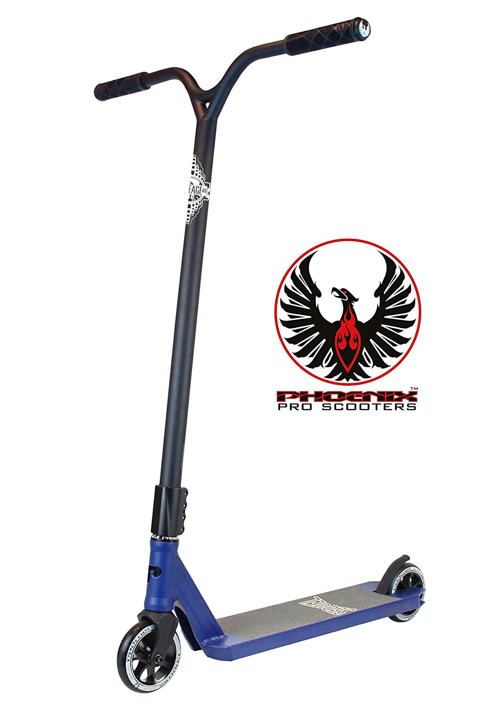 Phoenix Sequel Pro Scooter (Blue) Phoenix Pro Scooters