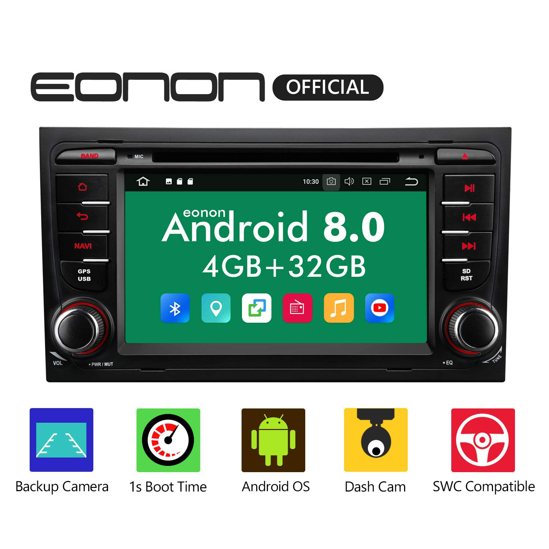 eonon GA9463B Android 10 fit Mazda 3 2010 2011 2012 2013 Quad-Core 2GB Ram 32GB ROM Indash Car Digital Audio Video Stereo autoradio 9 LCD Touchscreen GPS Sat Nav FM Am RDS USB Bluetooth DSP NO DVD