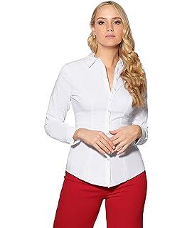 Blusa De Mujer Bazhahei Camisa De Manga Larga Para Mujer Formal