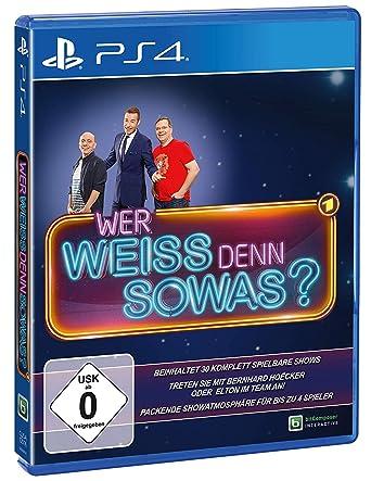 Wer Weiss Denn Sowas Amazon De Games