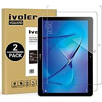 iVoler [2 Pack] Pellicola Vetro Temperato Huawei Mediapad T3 10, Pellicola Protettiva, Protezione per Schermo