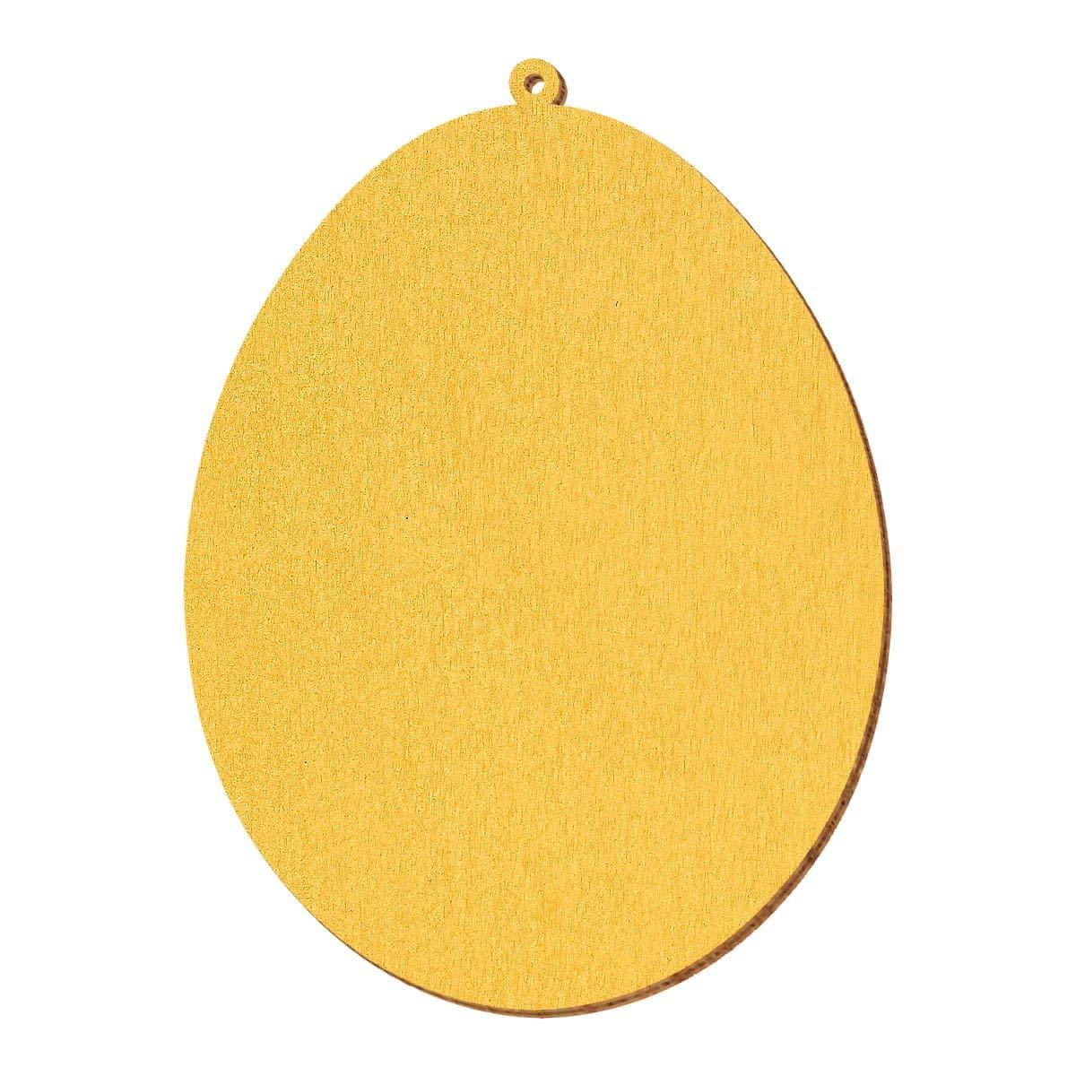 Goldene Holz Ostereier - 2-10cm Baum- Strauchbehang, Pack mit 50 Stück, Größe 8cm B07NF6ZRQX | Qualität und Quantität garantiert