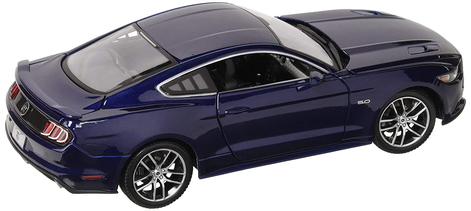 Maisto 1:18 Exclusive Edition 2015 Ford Mustang Gt NIXEU 38133DKBL