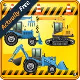 Digger Games for Kids and Toddlers : discover the world of excavators ! FULL game (Actually Free)