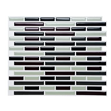 Fancy Fix Vinyl Peel And Stick Wall Tile For Decorative Kitchen Bathroom Backsplash Tiles