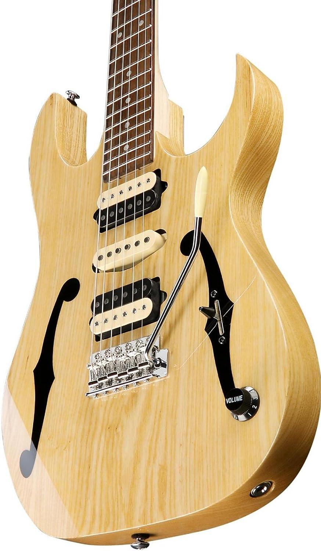Ibanez pgm80p-nt Premium Natural guitarras eléctricas Metal - Moderno: Amazon.es: Instrumentos musicales