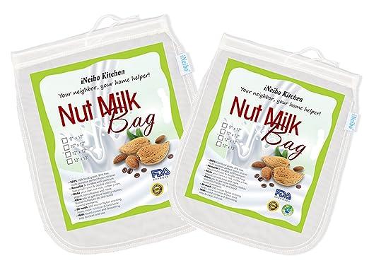 32 opinioni per iNeibo Kitchen sacchetto per latte