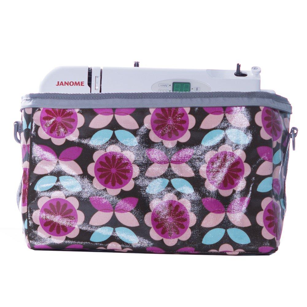 Amazon.com: Janome bolsa para máquinas de mitad de tamaño y ...