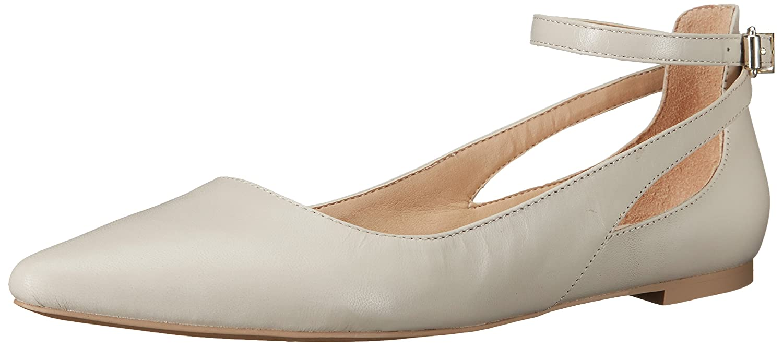 Franco Sarto Women's Sylvia Ballet Flat B01L7W923U 10.5 B(M) US|Taupe