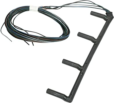 [DIAGRAM_4FR]  Amazon.com: EASYBERG 038971782C Glow Plug Wiring Harness Fit for VW Beetle  Golf Jetta NB TDI BEW BRM New: Automotive | Vw Beetle Wiring Harness |  | Amazon.com