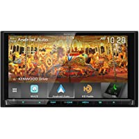 Kenwood WVGA Digital Multimedia Receiver w/ Apple CarPlay & Android Auto