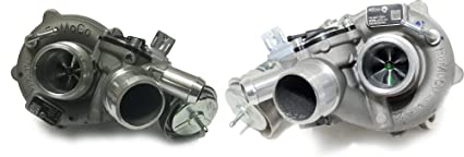 Pair Brand New Turbo Kit With Left & Right Turbocharger For 2010-2012 Ford F