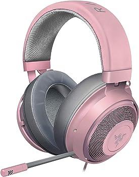 Razer Kraken Quartz Edition Over-Ear 3.5mm Wired Gaming Headphones