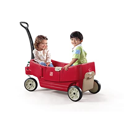 Step2 All Around Wagon For Kids: Toys & Games