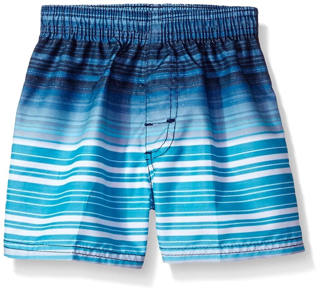 Kanu Surf Baby Boys Haywire Stripe Quick Dry Beach Board Shorts Swim Trunk 5404