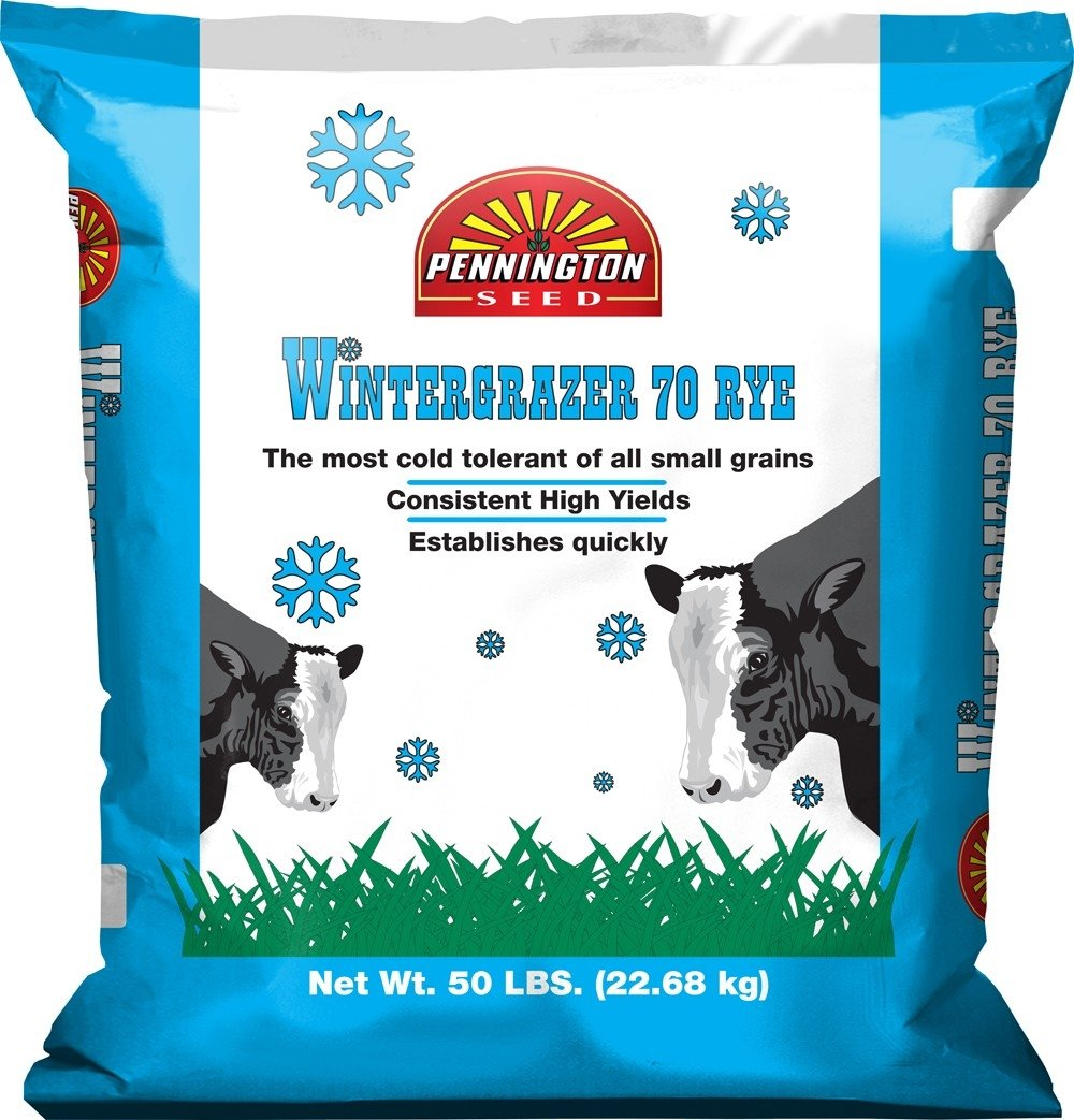 Pennington Wintergrazer 70 Rye Grain Seed - 50 Lbs.