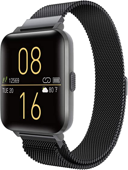 Amazon.com: Kalakate Smart Watch for Android iOS Phones ...
