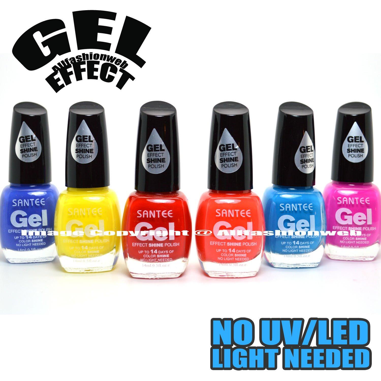 Best Gel Nail Polish Led Light - Creative Touch