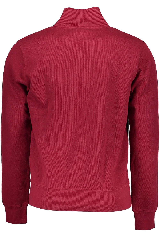 Gant Sacker Rib Half-Zip Sweater Pull Homme