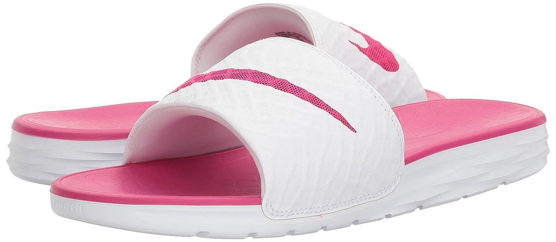 reputable site 69921 00d30 Nike Women s Benassi Solarsoft Slide Sandal  Amazon.ca  Shoes   Handbags