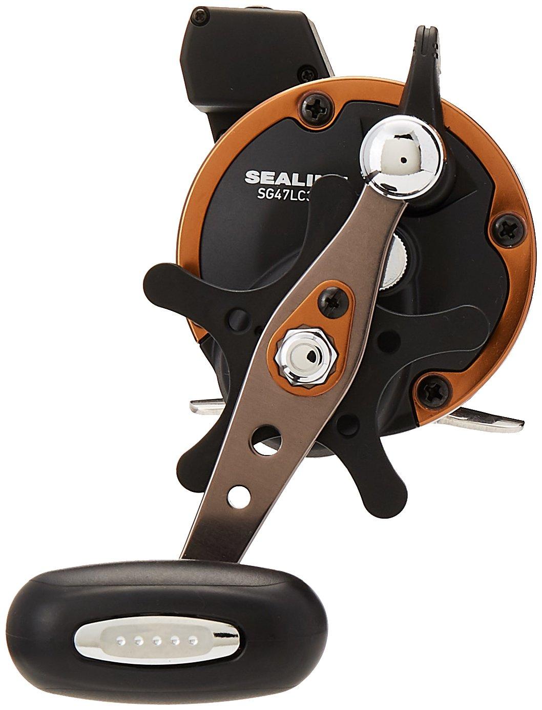 934fc35e825 Amazon.com : Daiwa Sealine SG-3B Freshwater/Saltwater Line Counter Reels :  Sports & Outdoors