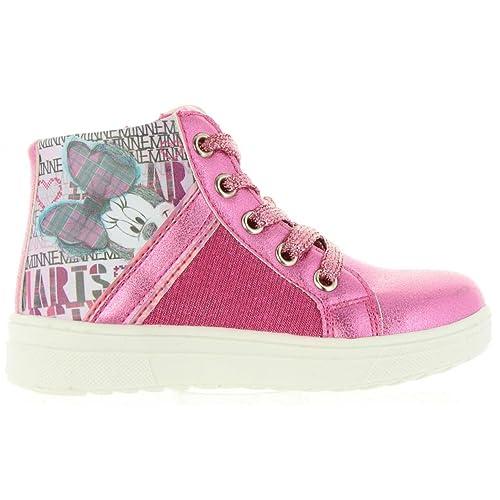 Zapatillas Deporte de Niña Disney S18305G 032 Pink: Amazon.es: Zapatos y complementos