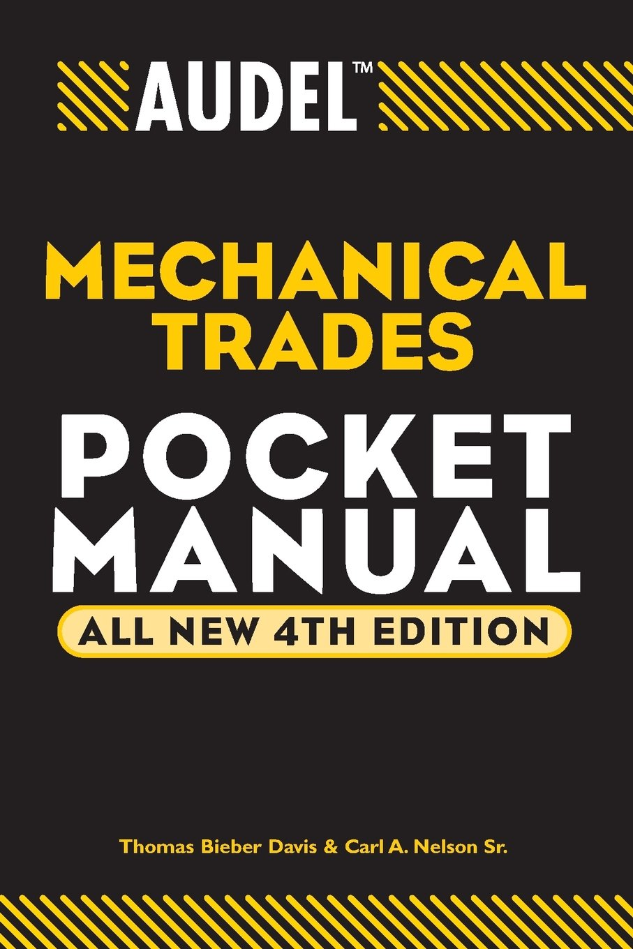 Audel Mechanical Trades Pocket Manual: Thomas B. Davis, Carl A. Nelson:  9780764541704: Amazon.com: Books