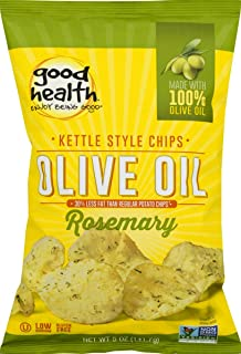 product image for Good Health Olive Oil Kettle Style Chips with Rosemary 5 oz. Bag (4 Bags)