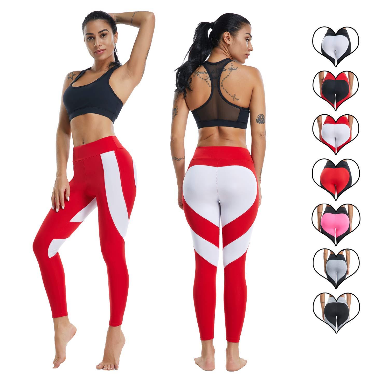 BYBH PANTS Heart レディース B07HFTZ1DQ Red& White White S Heart US 0-2 = Tag Size S (FBA) US 0-2 = Tag Size S (FBA)|Red& White Heart, Ibaraki BMW Accessory Shop:8d57768f --- ero-shop-kupidon.ru
