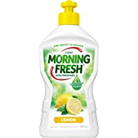 Morning Fresh Lemon Dishwashing Liquid, Lemon 400 milliliters