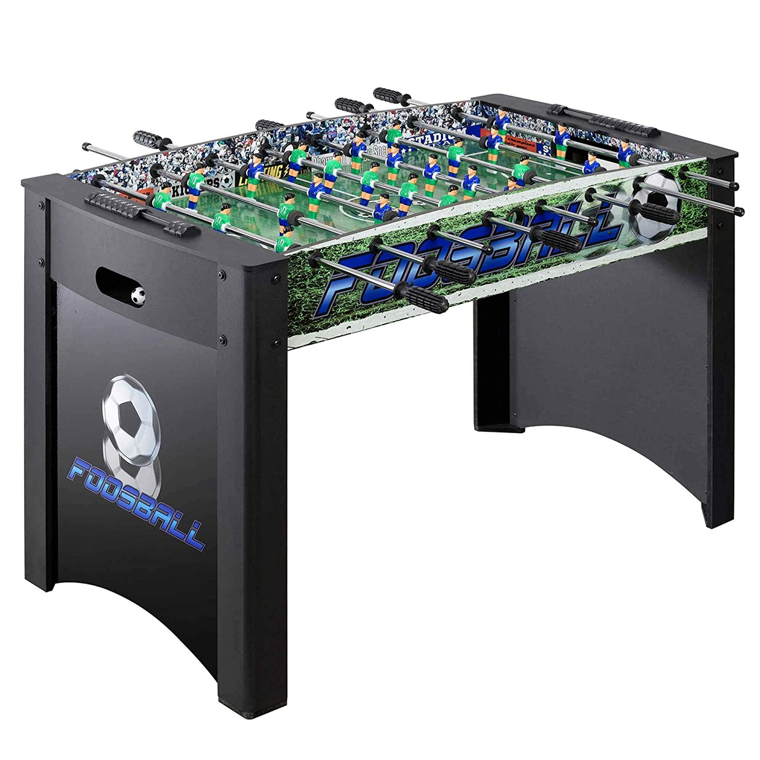 Striker 48 Soccer Game Table By Carmelli Blue Wave