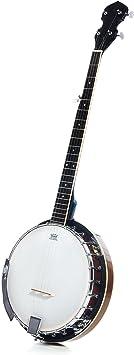 Resoluute 5 String Resonator Banjo