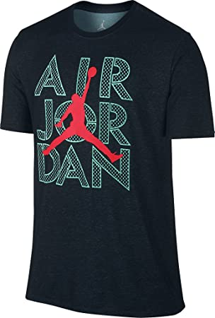 b5bdab6ea6f Nike Air Jordan Dri-Fit Tee - T-Shirt Of The Line Michael Jordan for ...