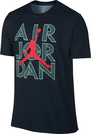 45c2c74c3210ca Nike Air Jordan Dri-Fit Tee - T-Shirt Of The Line Michael Jordan for ...