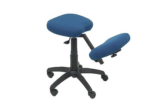 Piqueras y crespo modello 37 g sgabello da ufficio ergonomico