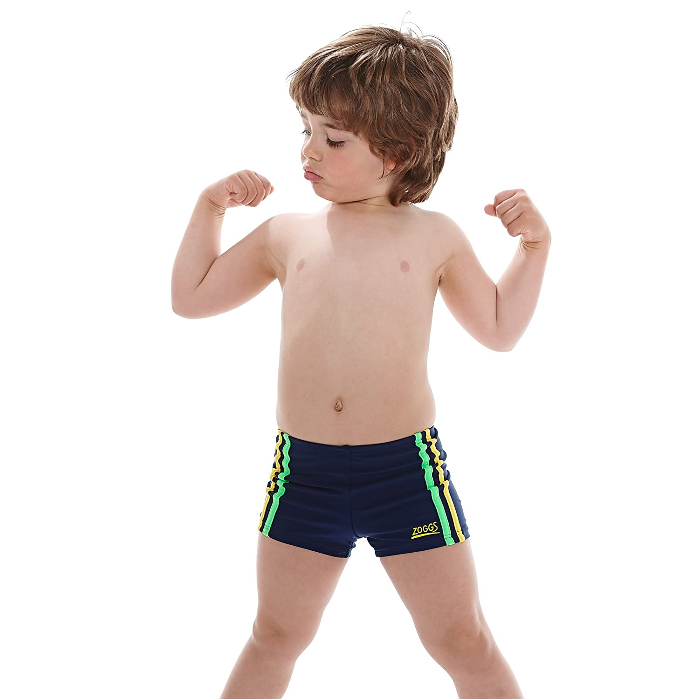 cd152513c3 Zoggs Boy's Etty Hip Racer Swimming Trunks: Amazon.co.uk: Clothing