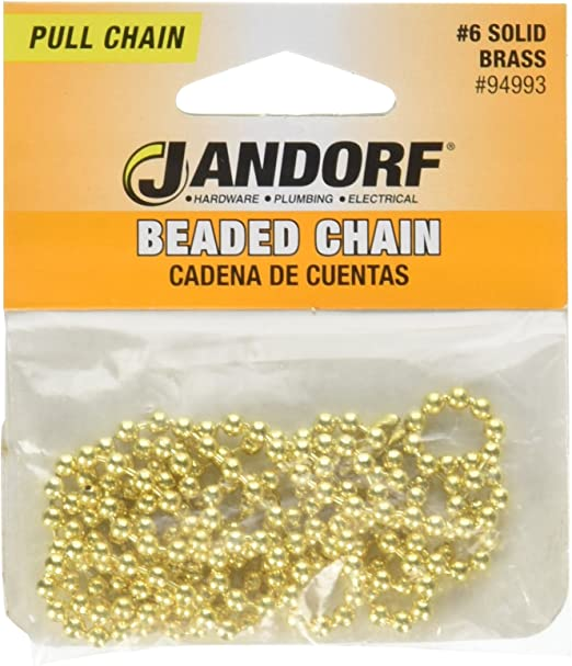 Jandorf  Material Brand Name Socket Keys  Number in Packa Brass  Product Type