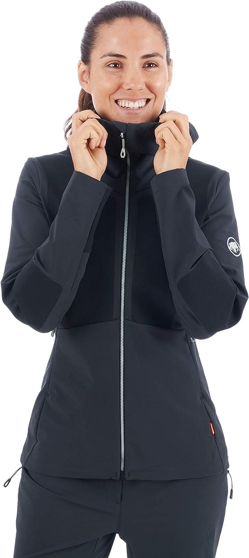 Mammut Damen Chaqueta Aenergy Pro So Hooded Mujer Jacket