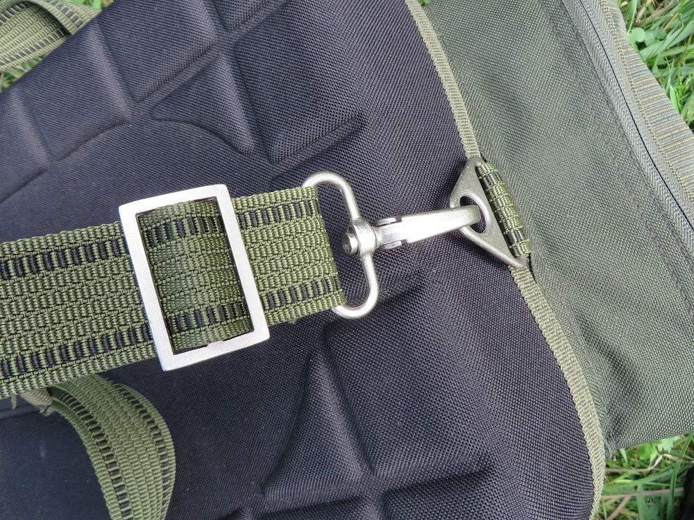 Mivardi Karpfentasche Gross XL Angeltasche zum Umh/ängen