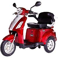 E-Trike Rolektro 25 con la UE autorización Elektroroller