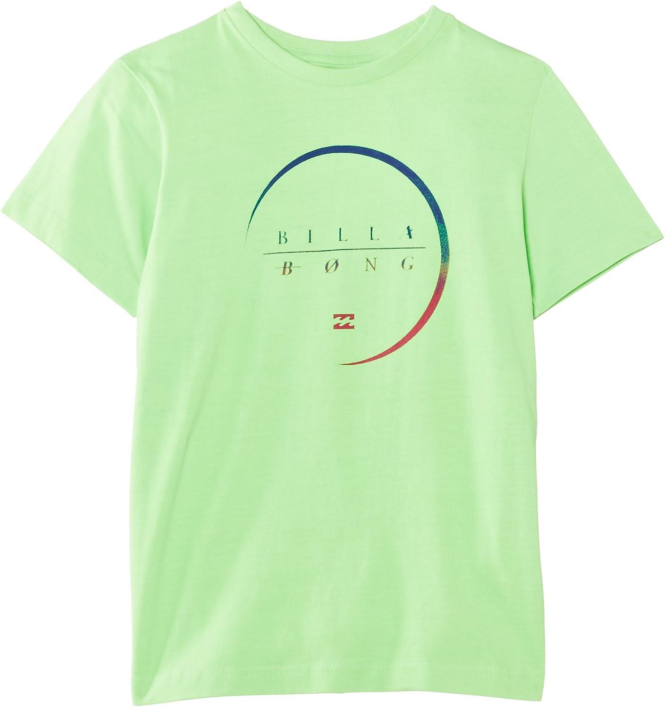 Billabong T-Shirt Radius Short Sleeve Boy - Camisa de bolos: Amazon.es: Ropa y accesorios