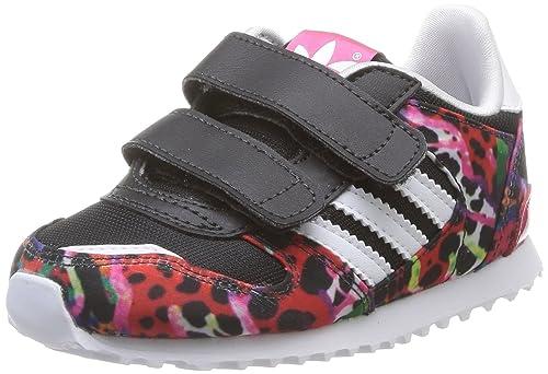 Zx Cblackftwwhtftwwht Adidas I 700 Cf Sportive Unisex Bambino Scarpe wq7aa4
