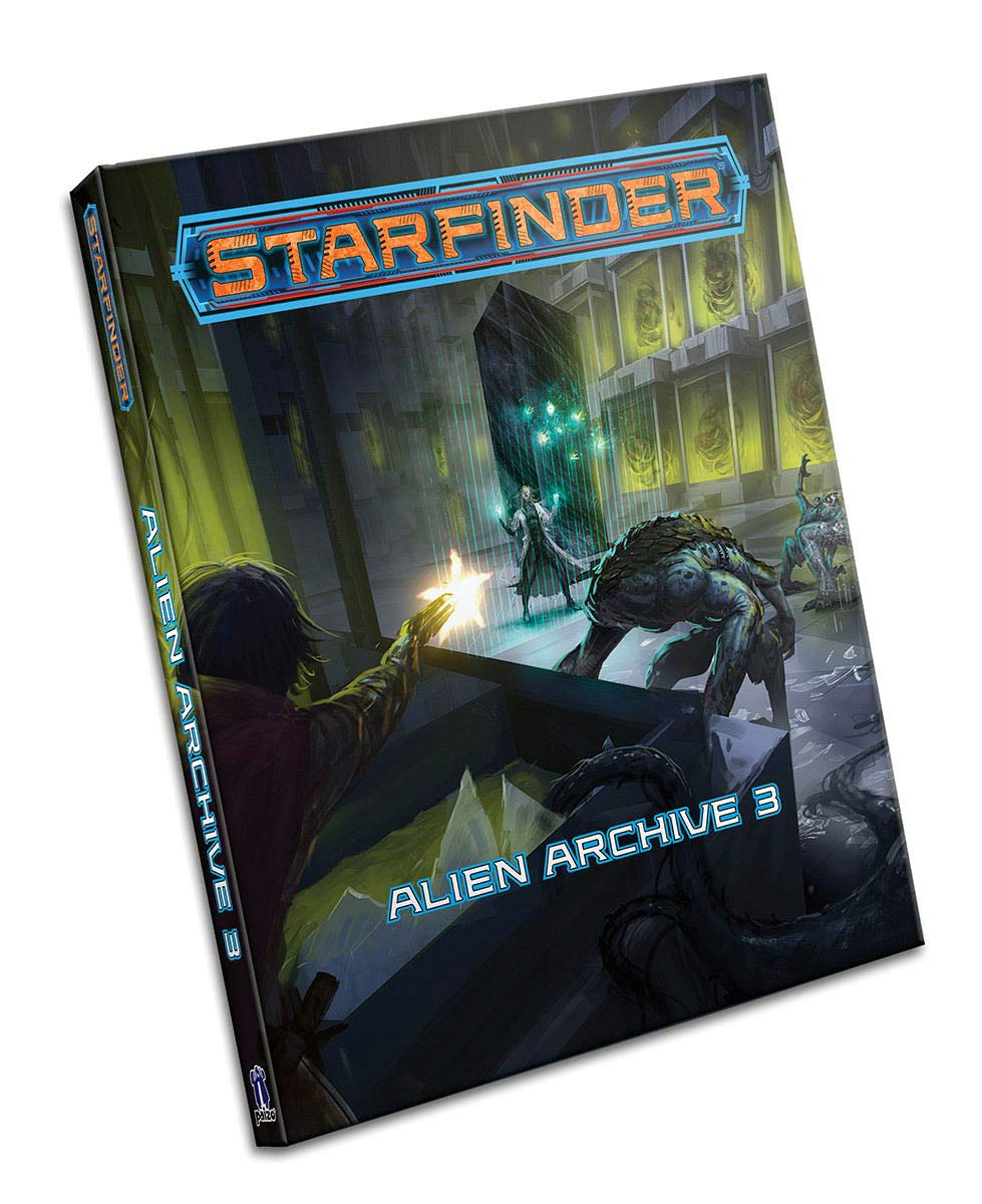 Starfinder RPG: Alien Archive 3: Amazon co uk: Joe Pasini
