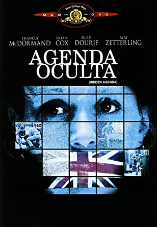 Agenda Oculta [DVD]: Amazon.es: Frances Mcdormand, Brian Cox ...